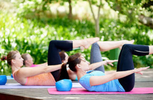 moderate stretching activities after stem cell therapy
