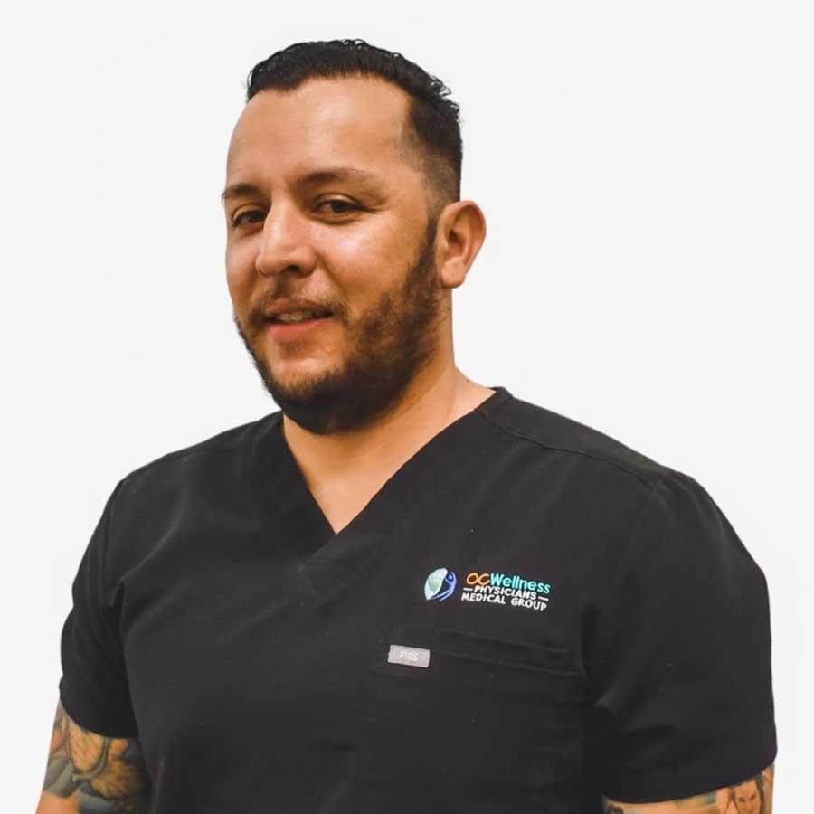 Carlos Rivera, L.A.C, L.M.T.
